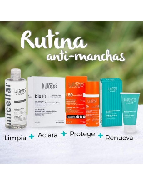 Rutina Lullage Antimanchas