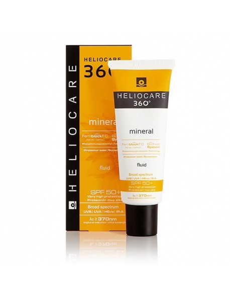 Heliocare 360° Mineral 50ml