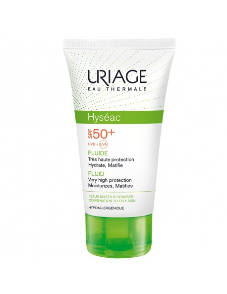 Uriage Hyséac SPF 50+ 50ML