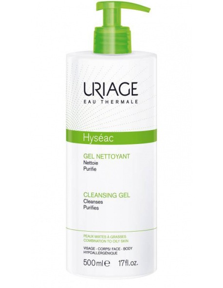 Uriage Hyseac Gel 500 ML