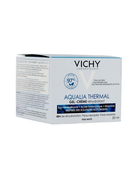 Vichy Aqualia Mineral Water Gel 50 ML